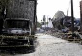 Fábrica de colchões que pegou fogo não tinha auto de vistoria | Foto: Adilton Venegeroles l Ag. A TARDE