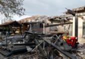 Foguete disparado de Gaza atinge casa em Tel-Aviv e deixa sete feridos | Foto: Jack Guez | AFP