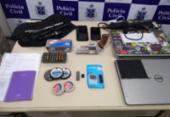 Jovem é encontrado com arma após ameaçar estudante no sul da Bahia | Foto: Divulgação | SSP-BA