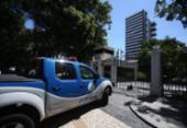 Obra em prédio de luxo que teve dois mortos é irregular, diz prefeitura | Foto: Joá Souza l Ag. A TARDE