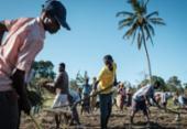 Após ciclone, Moçambique enfrenta risco de surto de cólera | Foto: Yasuyoshi Chiba | AFP