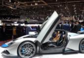 Inovações e supercarros estreiam em Genebra | Foto: Jakob Ebrey l Divulgação