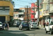 Ônibus param de circular na Santa Cruz após tiroteio | Foto: Edilson Lima | Ag. A TARDE