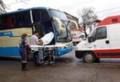 Idoso recém operado do coração morre dentro de ônibus em Brumado | Foto: Wilker Porto | Agora Sudoeste | Reprodução