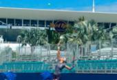 Bia Haddad perde de americana e cai no qualifying do Torneio de Miami | Foto:
