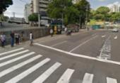 Colisão deixa trânsito congestionado na Av. Vasco da Gama | Foto: Reprodução | Google Maps