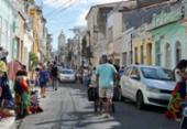 Tráfego no Santo Antônio Além do Carmo é alterado nesta semana | Foto: Shirley Stolze | Ag. A TARDE