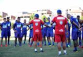 Bahia joga em Jequié para evitar vexame no Baianão | Foto: Felipe Oliveira l EC Bahia