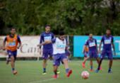 Bahia inicia decisão com Atlético por vaga na final do Estadual | Foto: Felipe Oliveira l EC Bahia