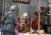 VIII Semana do Artesão acontece no Largo do Campo Grande até domingo | Foto: Divulgação