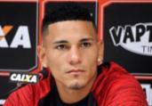 Léo Gomes pede apoio da torcida contra o Náutico | Maurícia da Matta | EC Vitória