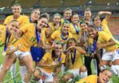 Fifa tem recorde de candidaturas para Mundial Feminino | Lucas Figueiredo | CBF