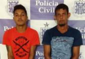 Suspeito de matar ativista ambientalista é preso | Divulgação | SSP-BA
