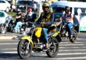 Motocicletas lideram acidentes de trânsito na RMS | Joá Souza | Ag. A TARDE | 30.08.2018