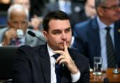 Senado: assessora de Flávio Bolsonaro é exonerada   Pedro França   Agência Senado