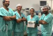 Hospital realiza segundo transplante de pele na Bahia | Divulgação | SESAB