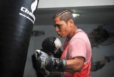 Evento de boxe contra câncer de mama terá presença de medalhista olímpica | Felipe Iruatã | Ag. A TARDE