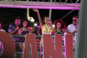 Multidão vibra com show da funkeira Anitta no circuito Dodô | Joá Souza l Ag. A TARDE