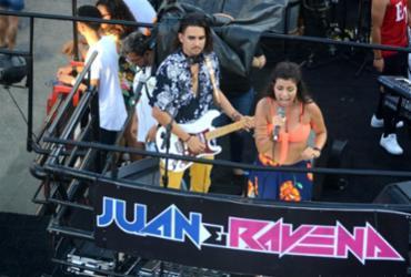 Artistas revelam segredos para aguentar tantas horas de Carnaval | Jefferson Peixoto | Secom