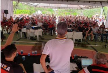 Vitória divulga termos de adesão para inscrição das chapas nas eleições | Raphael Müller | Ag. A TARDE