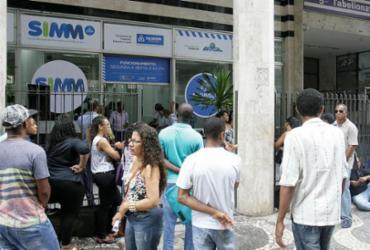 Confira as vagas do SIMM disponíveis para esta segunda-feira | Luciano da Matta | Ag. A Tarde | 28.03.2017