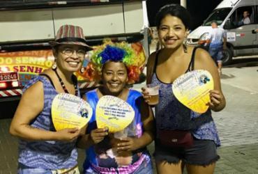Movimento Mulheres em Luta protesta contra o machismo no carnaval | Roberto Aguiar