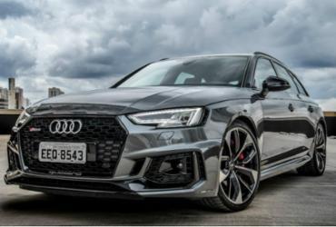 Audi RS4 Avant brilha com esportividade e potência | Divulgação