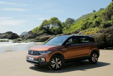 T-Cross é típico Volkswagen | Mauro Nery | Divulgação