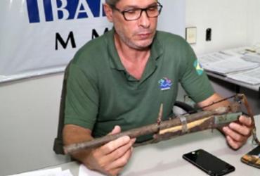 Homem é baleado pela própria armadilha para caça de animais   Divulgação   RADAR 64