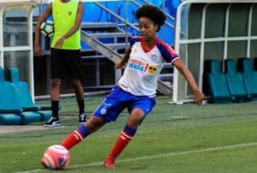 83b91eabd1d6b Time feminino do Bahia estreia em Pituaçu pelo Brasileirão