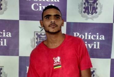 Jovem é preso por manter ex-namorada em cárcere privado | Divulgação | SSP