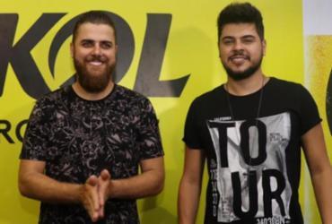 Estreantes no Carnaval de Salvador, Zé Neto e Cristiano falam sobre turnê e novo DVD   Neto Oliveira   Agência LK