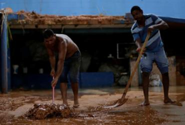Defesa Civil de Salvador registra mais de 300 ocorrências | Raul Spinassé | Ag. A TARDE
