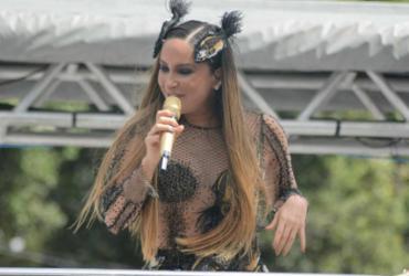 Cláudia Leitte anima foliões do Campo Grande ao som de 'Balancinho' | Jefferson Peixoto | Secom