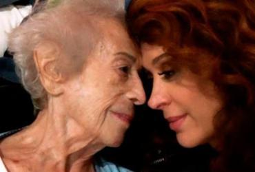 Morre, aos 95 anos, mãe da atriz Claudia Raia   Reprodução   Instagram