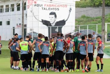 Cláudio Tencati comanda primeiro treino visando confronto pelo Nordestão | Divulgação | EC Vitória