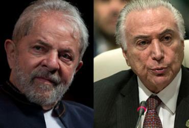Lula, Temer e 4 ex-governadores presos. O Brasil está mudando?   Mauro Pimentel e Gulshan Khan   AFP