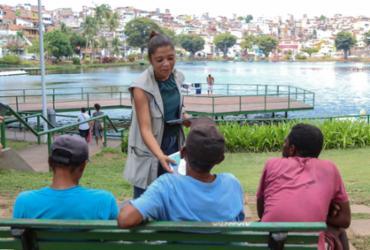 Ações celebram Dia Mundial da Água no Dique do Tororó | Divulgação
