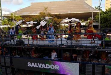 Diversidade marca desfiles no Campo Grande nesta terça de Carnaval | Tainá Cristina | Ag. A TARDE