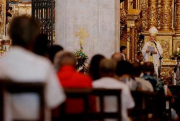 Com missa na Basílica, jesuítas celebram 470 anos de história em Salvador | Raul Spinassé | Ag. A TARDE