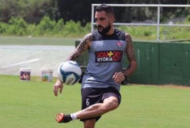 Próximo da forma ideal, Escudero demonstra interesse em permanecer no Vitória | Maurícia da Matta | EC Vitória