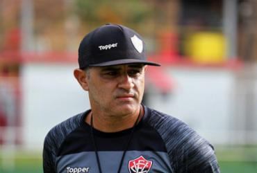 Marcelo Chamusca não é mais técnico do Vitória | Maurícia da Matta | EC Vitória