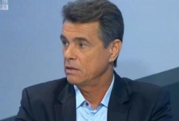Edinho Nazareth deixa TV e quer voltar a ser treinador   Reprodução   Sportv