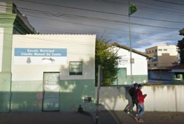 Escolas sofrem com falta de água, merenda e professores em Conquista | Reprodução | Google Street View