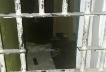 Detentos serram grade e fogem de Conjunto Penal | Acorda Cidade | Reprodução