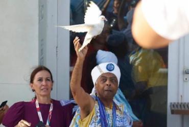 Filhos de Gandhy celebram 70 anos com participação de Gilberto Gil | Alfredo Filho e Inácio Teixeira | Secom