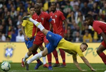 Brasil decepciona com empate e começa o ano sob vaias | Miguel Riopa | AFP