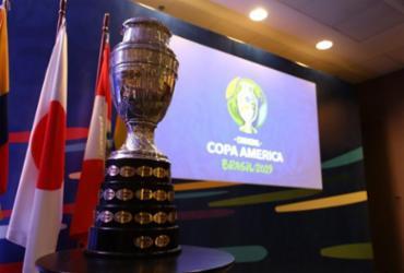A 100 dias do jogo de abertura, Copa América entra na reta final de preparação   Lucas Figueiredo   CBF