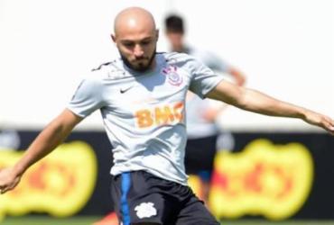 Corinthians inscreve ex-Bahia Régis, no Paulistão e Carille esconde o time | Divulgação | Corinthians