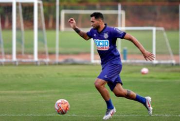 Com retorno de Gilberto, Bahia deve ter força máxima contra o Atlético | Felipe Oliveira l EC Bahia